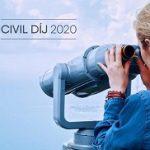 Civil Díj 2020